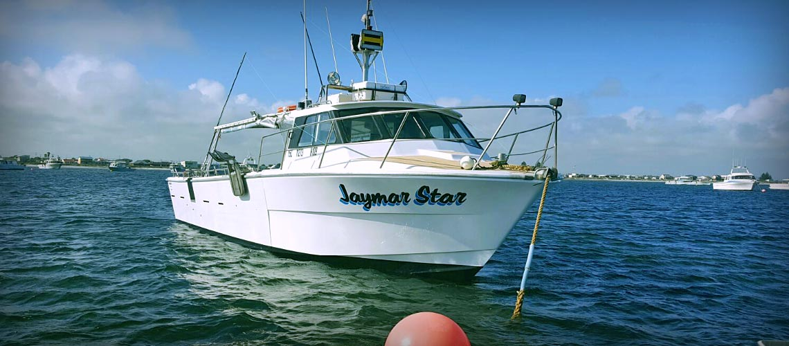Jaymar Star, Port MacDonnell Fishing Charters