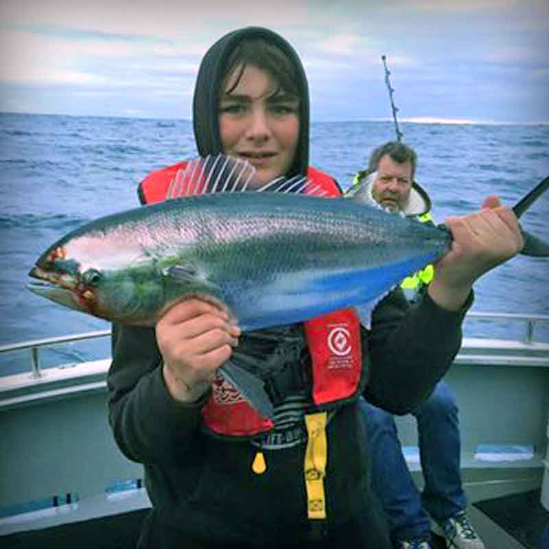 Fishing with Port MacDonnell Fishing Charters