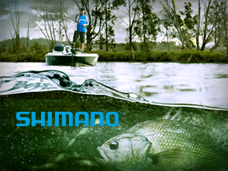 We use and recommend Shimano fishing gear.